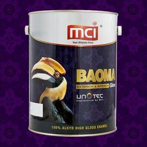 MCI Baoma Paint (2)