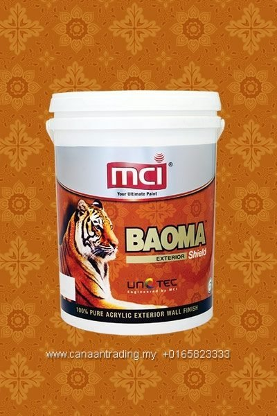 Mci Baoma Paint Canaan Trading S Sdn Bhd
