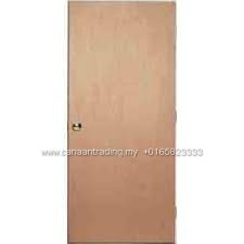 Plywood Door (1)