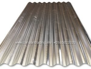 Rofo Corrugated Zinc Sheet