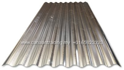 Rofo Corrugated Zinc Sheet